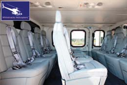 Agusta Westland AW139 - 12 seater Passenger Hold