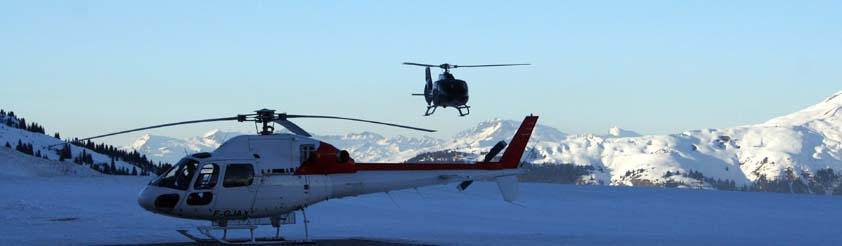 Bern-Belp Airport - Helicopter Airport Transfers
