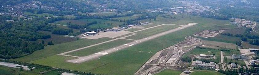 Chambery Airport - Helicopter Airport Transfers