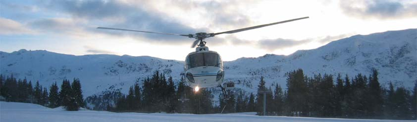 Avoriaz Helicopters - Helicopter Transfers, Airport Transfers, Sightseeing and Tourist helicopter flights and Tours