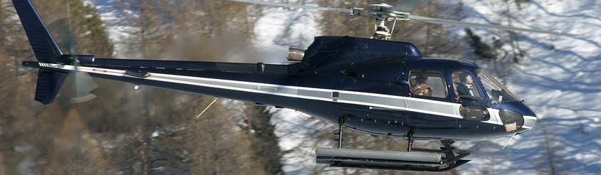 La Plagne Helicopters - Helicopter Transfers, Airport Transfers, Sightseeing and Tourist helicopter flights and Tours