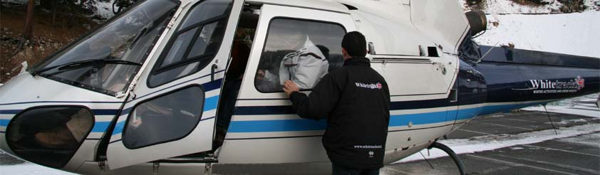 Les Gets Helicopters - Helicopter Transfers, Airport Transfers, Sightseeing and Tourist helicopter flights and Tours