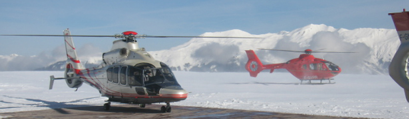 St Moritz Helicopters - Helicopter Transfers, Airport Transfers,  Sightseeing and Tourist Helicopter Flights and Tours