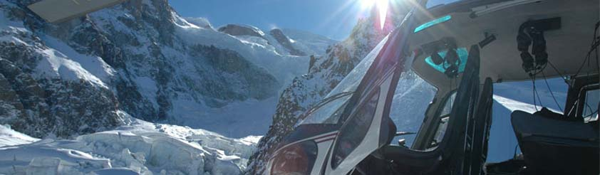 Val Thorens Helicopters - Helicopter Transfers, Airport Transfers, Sightseeing and Tourist helicopter flights and Tours