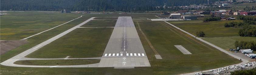 Samedan Airport - Helicopter Airport Transfers
