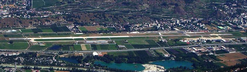 Sion Airport - Helicopter Airport Transfers