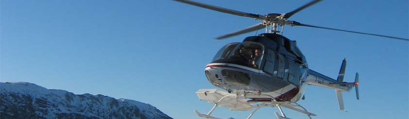 Klosters Helicopters - Helicopter Transfers, Airport Transfers,  Sightseeing and Tourist Helicopter Flights and Tours