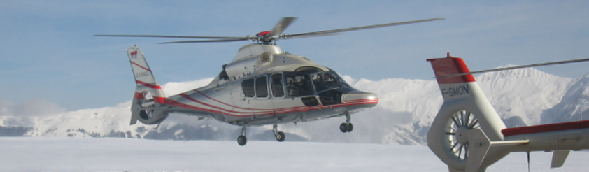 Crans Montana Helicopters - Helicopter Transfers, Airport Transfers, Sightseeing and Tourist Helicopter Flights and Tours