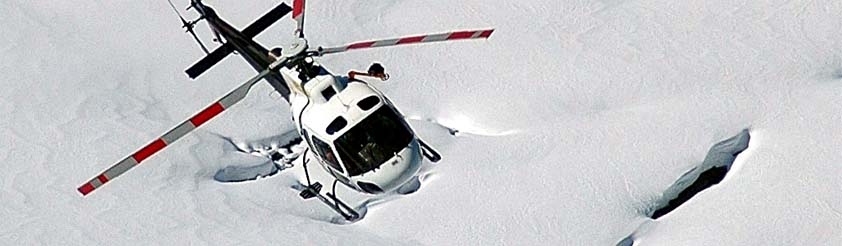 Verbier Helicopters - Helicopter Transfers, Airport Transfers, Sightseeing and Tourist Helicopter Flights and Tours