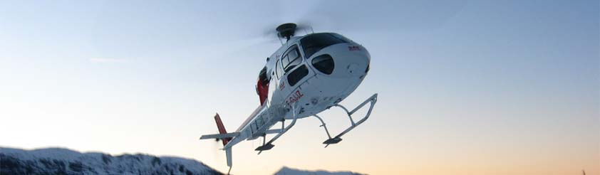 Wengen Helicopters - Helicopter Transfers, Airport Transfers, Sightseeing and Tourist Helicopter Flights and Tours